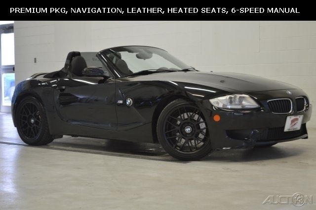 great buy 08 bmw z4 m premium pkg gps leather heated seats 6 speed rh veh markets com 2008 BMW M Sedan BMW Z4 M Specs