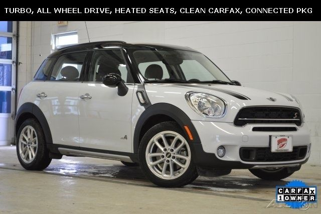Great 15 Mini Cooper S Countryman All4 Connected Pkg All Wheel Drive Bt