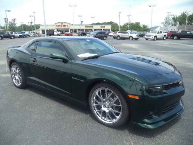 "Green Flash Ed. Emerald Green 21"" Chrome Wheels RS Pkg ..."