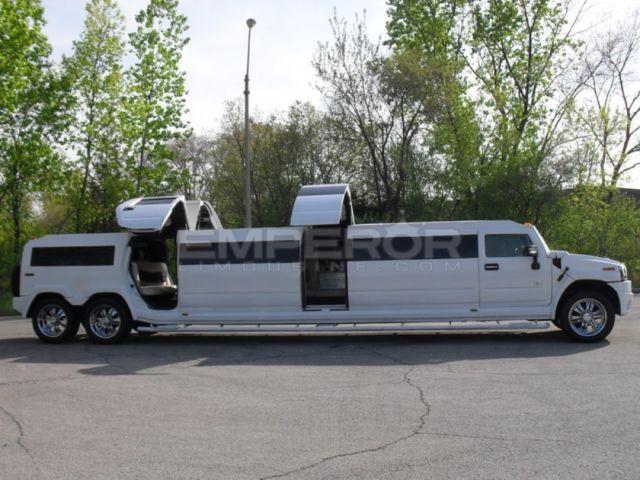 Double Axle Butterfly And Jet Door. 2008 Hummer H2 & Devon Doors Chamdor u0026 2006 Hummer H2 Tri-Axle Limousine With Jet ... pezcame.com