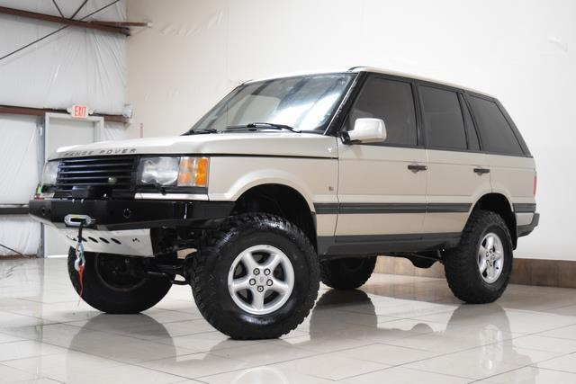 Range Rover Lifted >> Hard To Find Custom Land Rover Range Rover P38 Lifted 4x4 Bumper