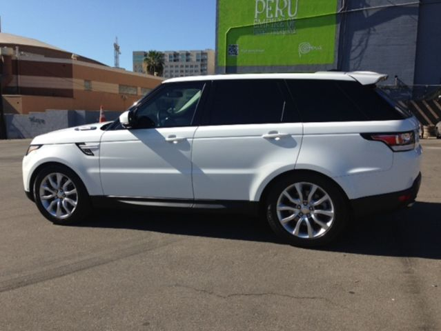 Range Rover 3rd Row >> Hard To Find Range Rover Sport With 3rd Row Seats Full