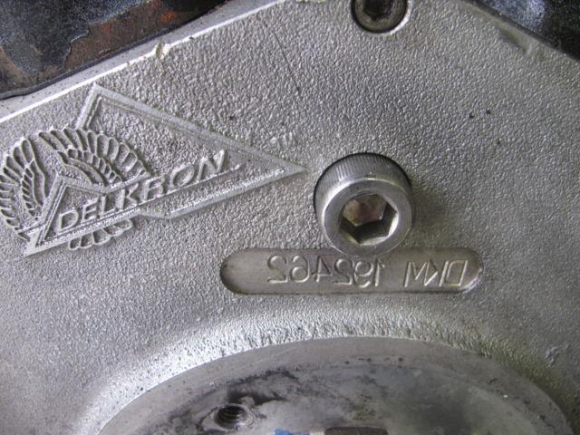 Used shovelhead motor and tranny