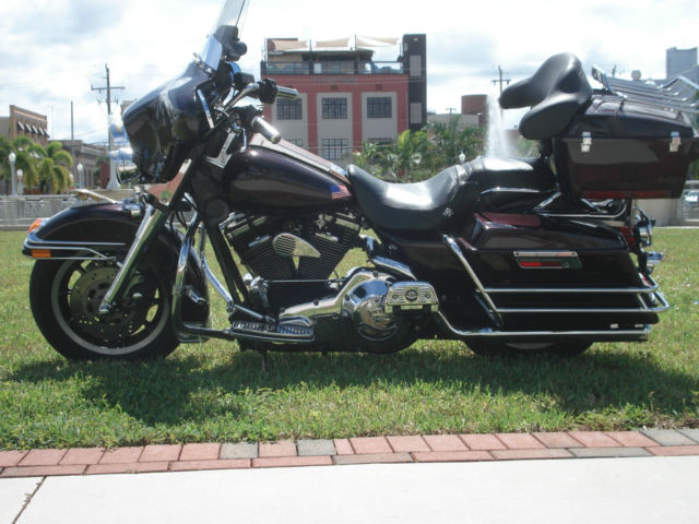 Harley Davidson Electra Glide Th Anniversary Value