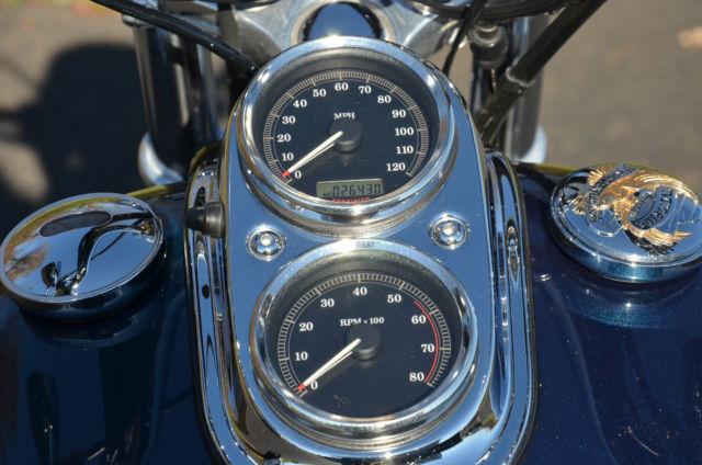 Harley Davidson Dyna Low Rider Lowrider Fxdl Fxdli