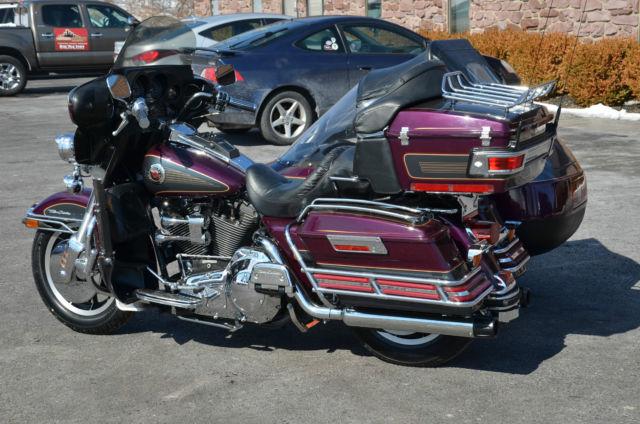 Harley Davidson Electra Glide Ultra Classic Evo FLHTCUI ...