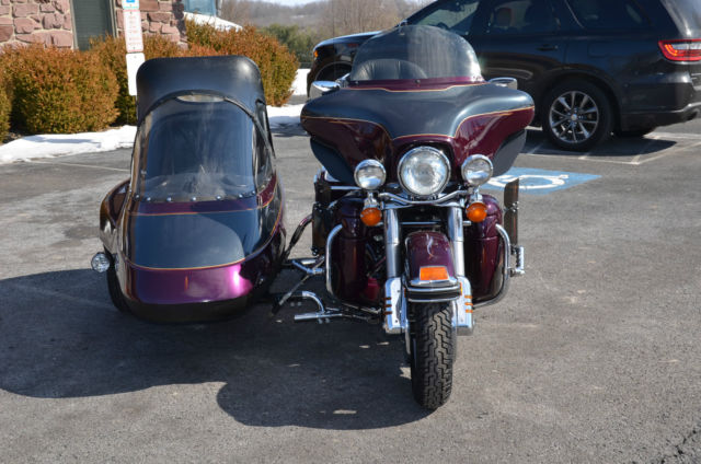 Harley Davidson Electra Glide Ultra Classic Evo Flhtcui