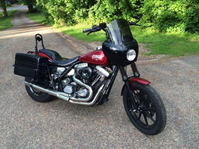 Harley Davidson Fxrp Fairing For Sale