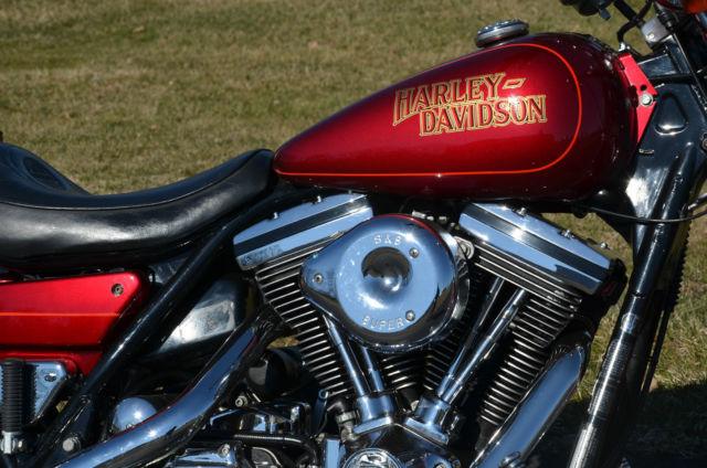 Harley Davidson Dyna Low Rider Specifications