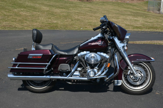Harley Davidson Road King Classic Specifications