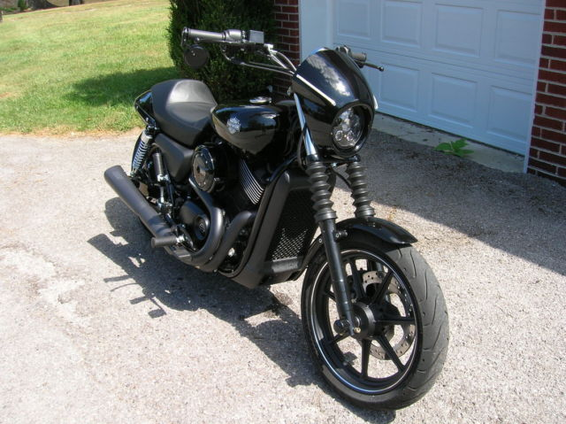 Harley Davidson Street 750 Xg 750 Customized Quot Cafe