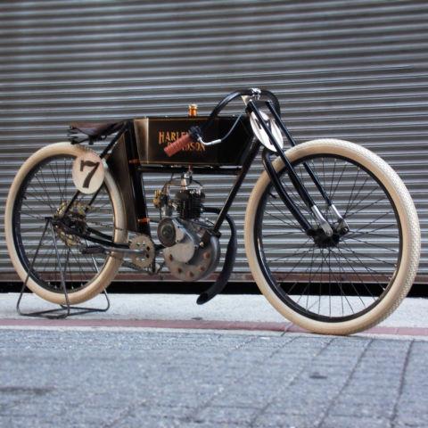 Harley Davidson Tribute Replica Board Track Racer