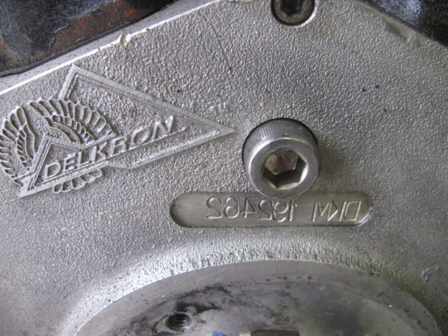 Harley Pan Shovel Engine Motor And Tranny With Frame And