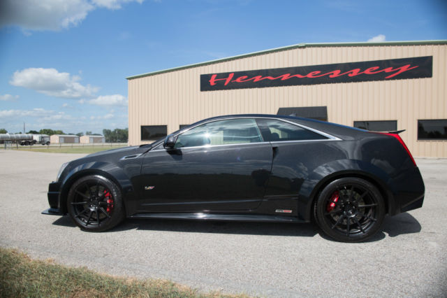 Cadillac Cts Coupe For Sale >> Hennessey HPE800 Widebody CTS-V Cadillac Coupe