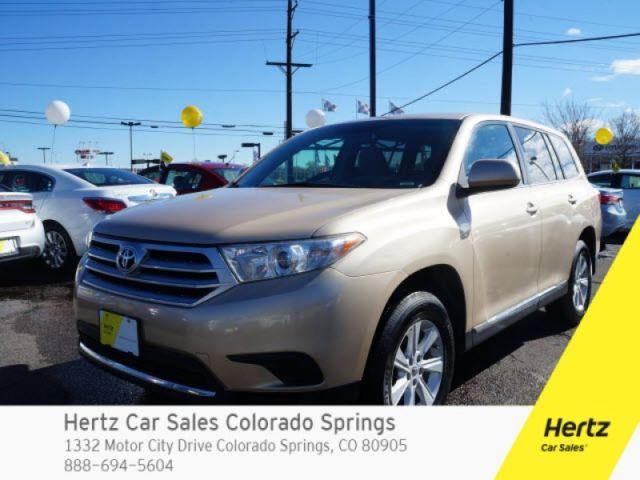 Hertz Car Rental Colorado Springs