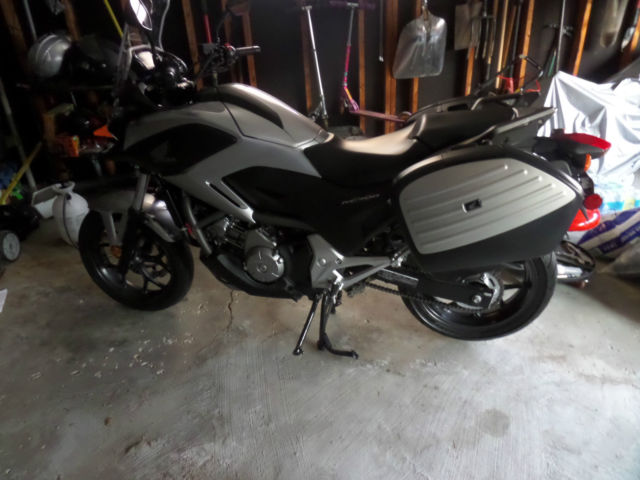 honda 2012 700 ncx 3500 miles mint condition. Black Bedroom Furniture Sets. Home Design Ideas
