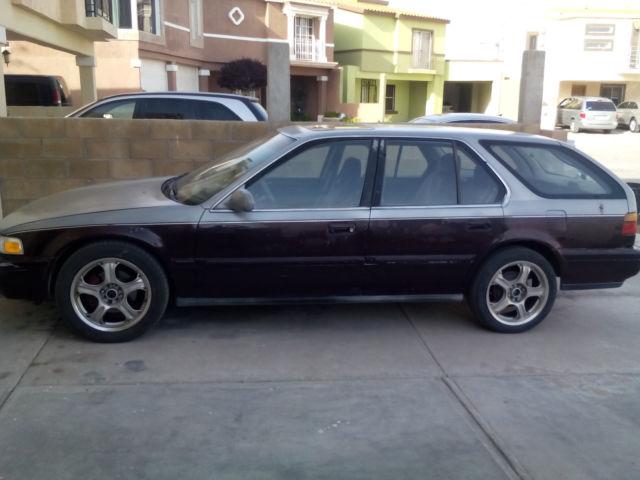 1991 civic wagon turbo