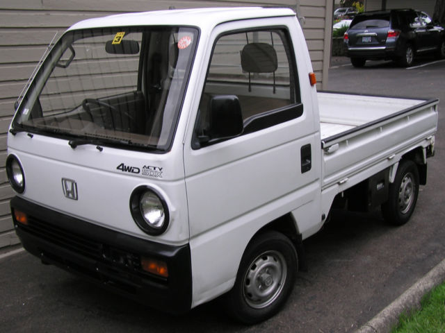 honda acty mini truck with mighty super powers. Black Bedroom Furniture Sets. Home Design Ideas