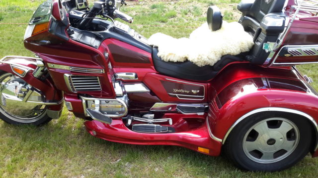 honda goldwing trike 1500 s e. Black Bedroom Furniture Sets. Home Design Ideas