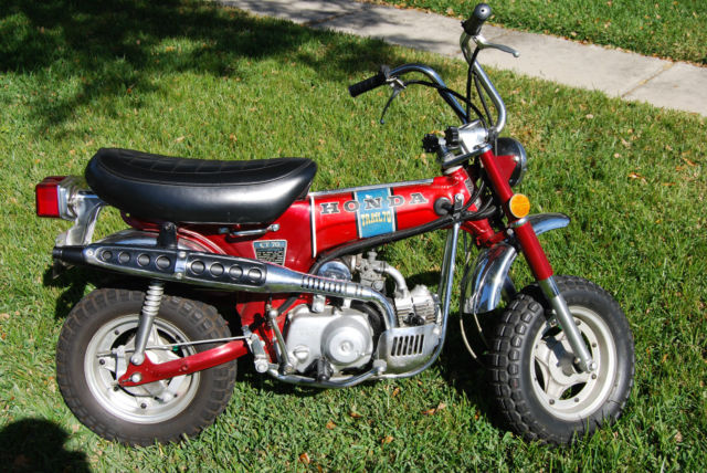 Honda trail 70 honda ct70 motorcycle 1972 3 speed pick up honda other 1972 technical specifications sciox Image collections