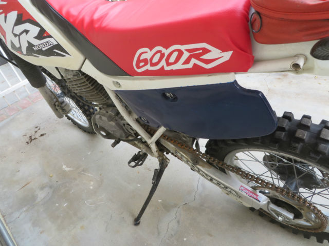 Honda Xr R Bike Motorcycle Upgraded K Amp N Power Bomb Header on Honda Xr 250 Specifications