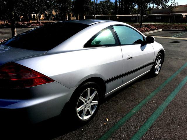 2003 Honda Accord Ex Coupe 2 Door