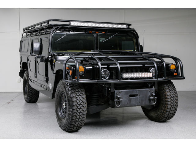 hummer h1 wagon with lots of custom upgrades new 6 5. Black Bedroom Furniture Sets. Home Design Ideas