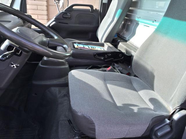Isuzu NPR Chevrolet W3500 16' Tiltmaster Box Truck ...