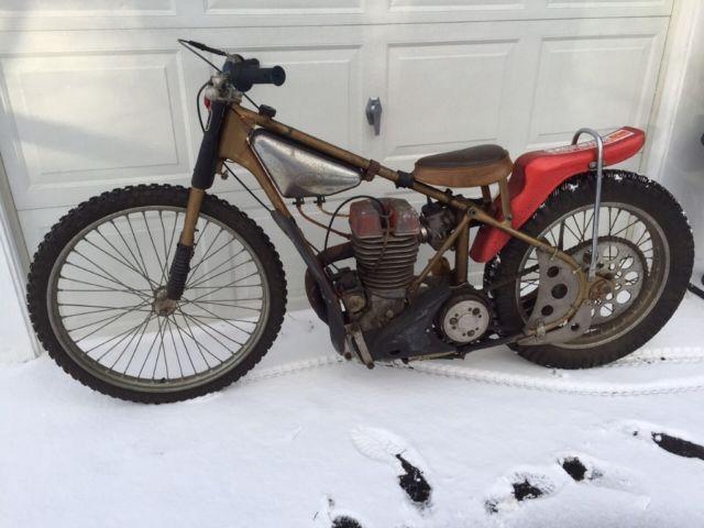Jawa 500 Speedway Motorcycle Jap Westlake Flatrack