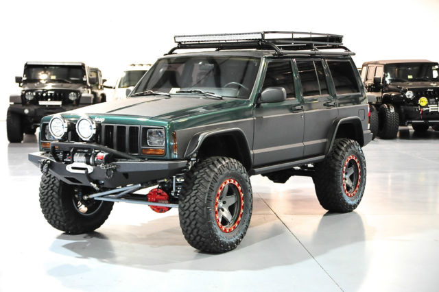 Jeep Cherokee Sport Xj Build Per Your Specs Lifted Restored See Videos