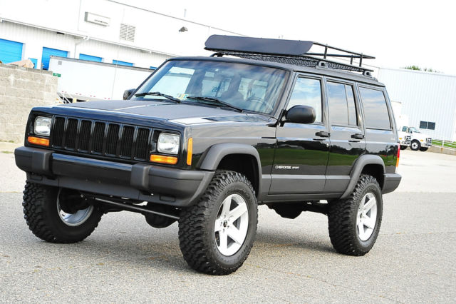 Lifted Rubicon Jeep >> JEEP CHEROKEE SPORT XJ / FULLY BUILT / RESTORED / NEW EVERYTHING / LIFTED & MORE
