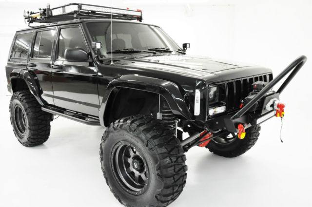 Jeep Cherokee Xj Jcr Offroad Led S Nitto Fuel Notch