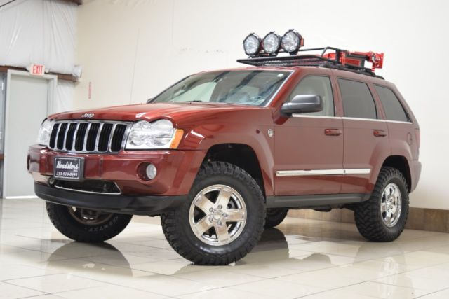 jeep grand cherokee 4wd limited 3 0l diesel lifted new. Black Bedroom Furniture Sets. Home Design Ideas