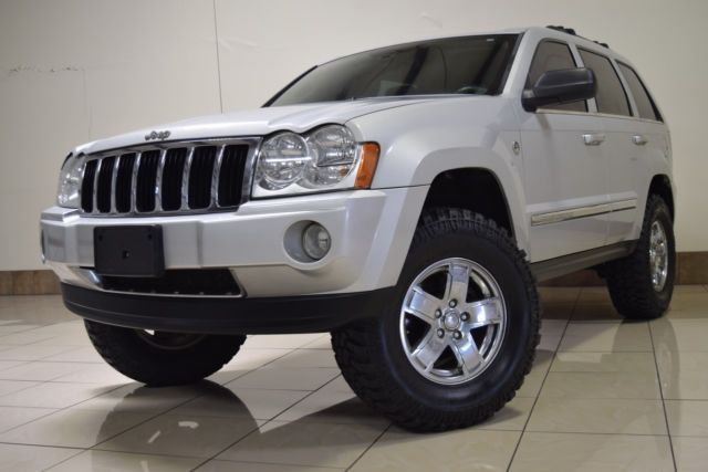jeep grand cherokee limited 4x4 lifted 5 7l hemi sunroof. Black Bedroom Furniture Sets. Home Design Ideas