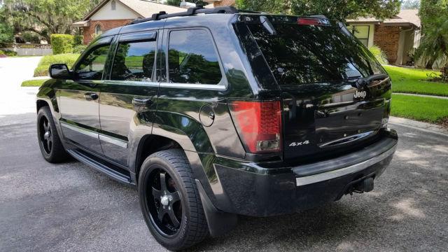 jeep grand cherokee limited sport 4x4 5 7 liter v8 hemi. Black Bedroom Furniture Sets. Home Design Ideas