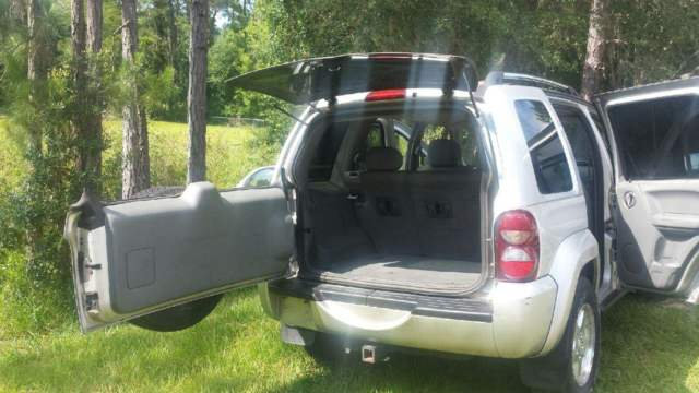 Jeep Liberty 2006 Technical Specifications