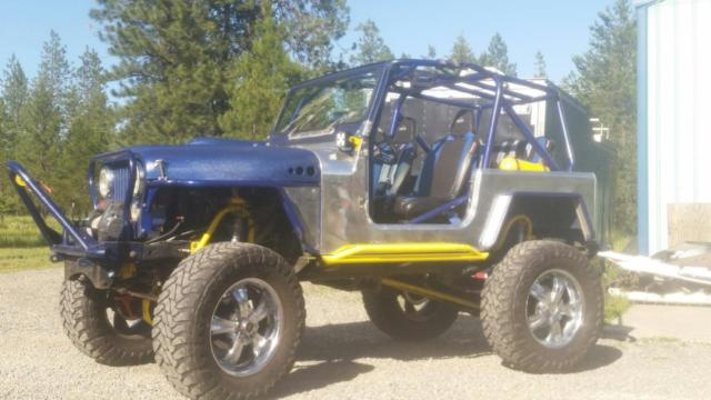 Tj Rock Crawler : Jeep wrangler custom rock crawler cj jk tj xj