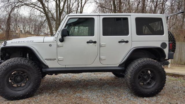 2012 Jeep Wrangler 4 Door For Sale >> jeep wrangler jk RUBICON lifted 37s rock krawler