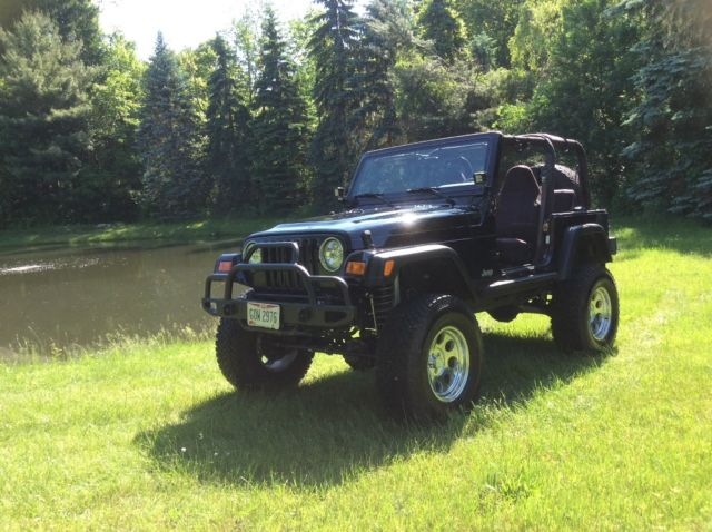 Jeep Wrangler Ls1 V8 4x4 Trailer Camper Hard Top