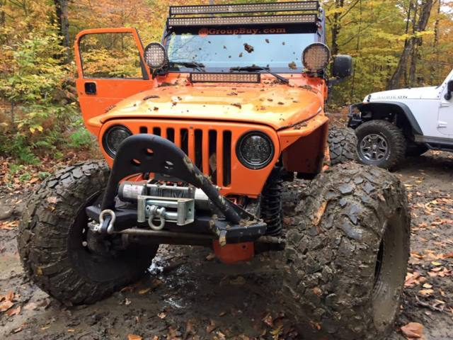 Tj Rock Crawler : Dana rear hub options autos post