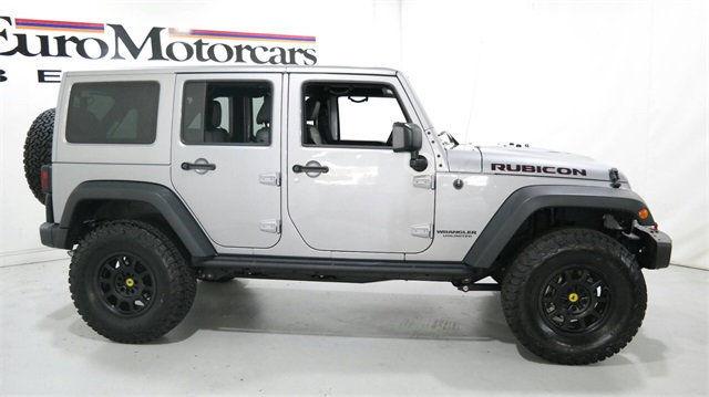 Jeep Wrangler Unlimited 16 Rubicon 4wd 4x4 Grey Aev