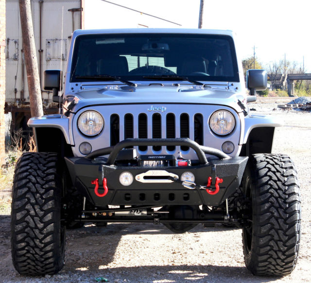 jeep wrangler unlimited rubicon hard rock 4x4 lifted bds fox shocks 2016 37 39 s. Black Bedroom Furniture Sets. Home Design Ideas