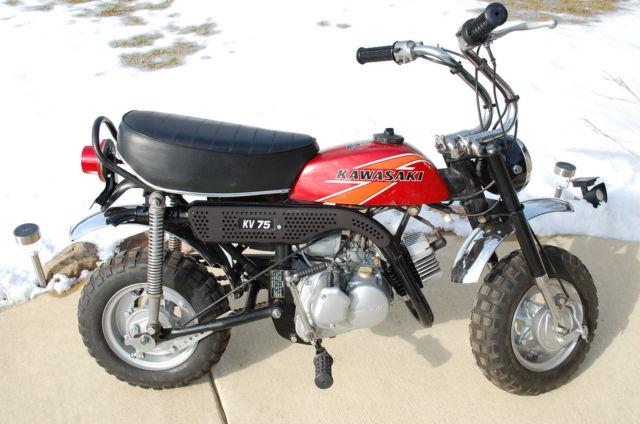 Kawasaki Dirt Bikes Cc For Sale