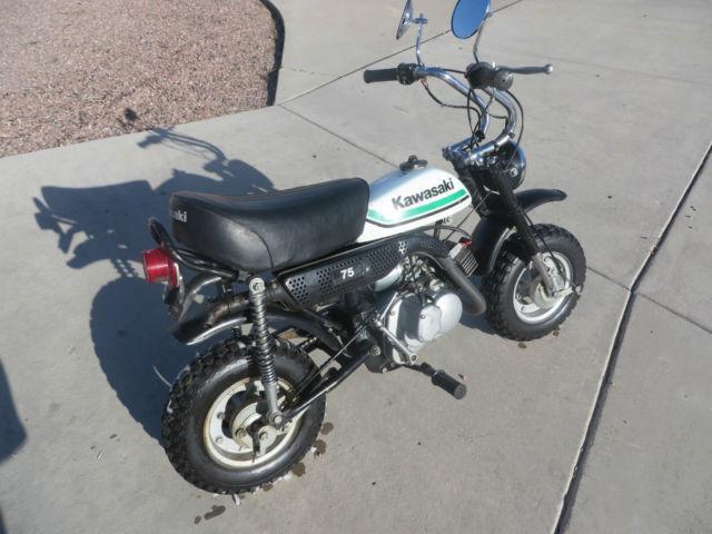 Vintage Kawasaki Cc