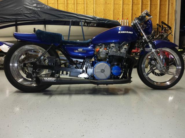 Kawasaki Kz 900 Sc Pro Et Drag Bike