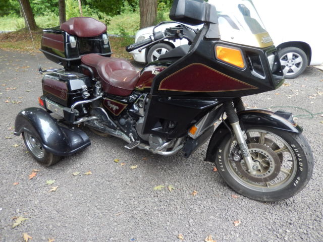 Kawasaki voyager zn1300 with tow pac trike conversion publicscrutiny Choice Image