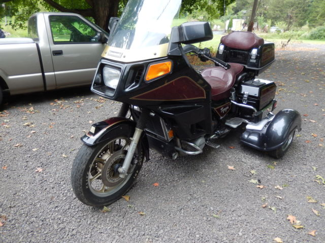 Kawasaki Vulcan Voyager Trike Kit