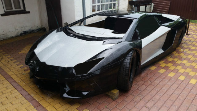 Kit Car Replica Lamborghini Aventador