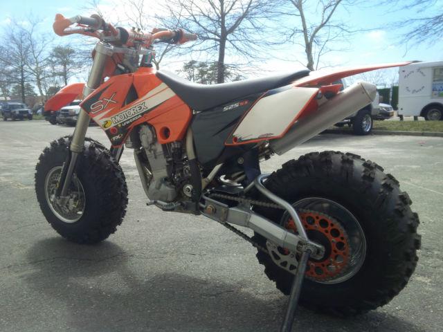 Ktm Big Wheel For Sale
