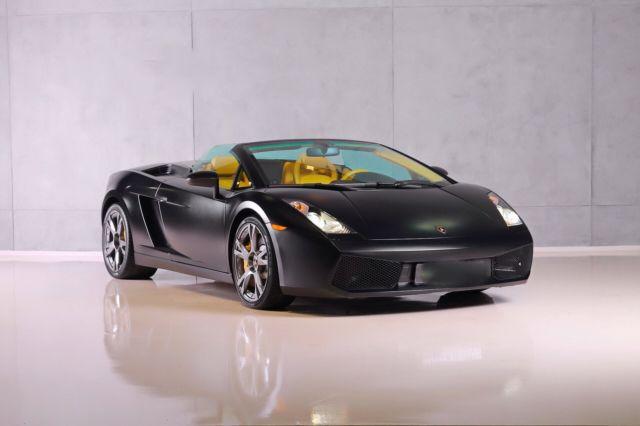 Lamborghini Gallardo Custom